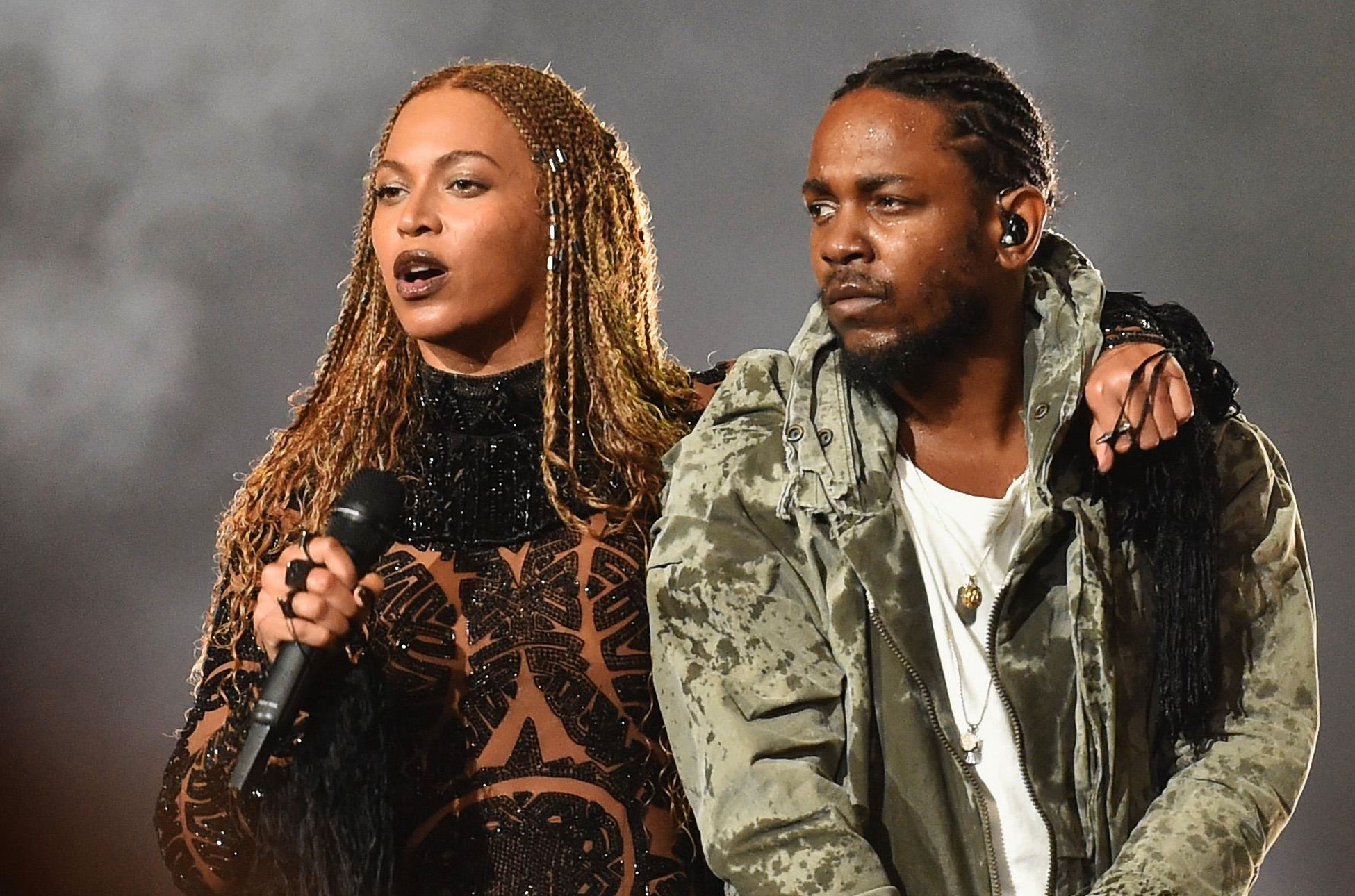ce5ade9fecf Watch Beyoncé   Kendrick Lamar Open The 2016 BET Awards